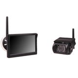 Waterproof Night Vision 12V 24V Car Truck 5/7 inch Wireless HD Monitor Rear View Reverse Backup Kit